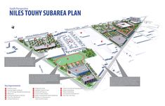 Houseal Lavigne Associates » Touhy Triangle Market Study and Development Concept