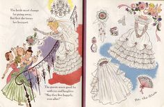 THE PAPER DOLL WEDDING - Hilda Miloche