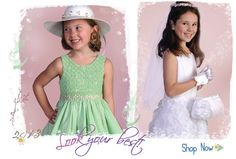 Children's Special Occasion Clothing, Holiday Traditional Clothing, Girls Easter Dresses & Outfits