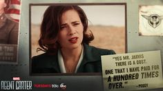"""""""""""You blame me for the choices you have made. Peggy Carter, Marvel Memes, Marvel Dc Comics, Miss Agent, Series Da Marvel, Bbc Musketeers, Scott Lang, Hayley Atwell, Charming Man"""