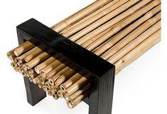 Bamboo Bench | Joel Chen, J.F. Chen | One Kings Lane