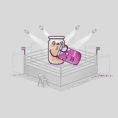 http://www.designerd.com.br/as-divertidas-ilustracoes-de-aaron-jay/