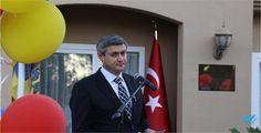 Moldova Cumhuriyeti Antalya Fahri Konsolosluğu açıldı