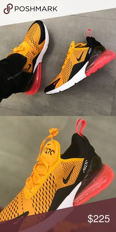 Nike Air Max 270 Brand New Brand New shoe from Nike! Very comfy Huge 270 674a7e64f