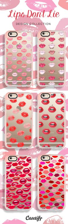 Those Lips though! Shop all of them here - https://www.casetify.com/artworks/WXwfbCWvlK
