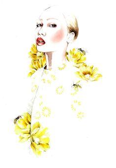 Fashion Illustrations by Antonio Soares: tumblr_n1b3qsrvi11qjq5r7o1_1280.jpg