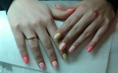 paznokcie, nails, nail art, manicure, Elegantka