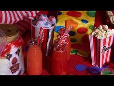 Recette cocktail Halloween sanglant sans alcool - YouTube