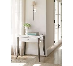 Upon Reflection... : New Traditional : LIVING - END/SIDE TABLES : TRA-CLOSTO-040 | Caracole Furniture