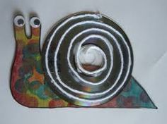 snail childrens craft - Google Search