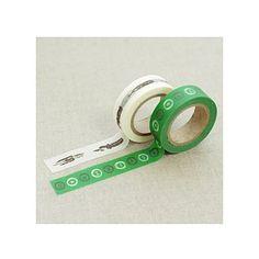 Masking tape 紙膠帶12-Rei