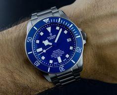 Tudor Pelagos 25600 TB Titanium Dive Watch Review