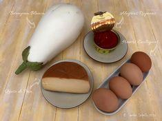 Tortilla de Berenjena Blanca con Alegrías y Queso de Pría   Mise en place Canapes, Panna Cotta, Eggs, Breakfast, Ethnic Recipes, Food, Joy, Smoked Cheese, Vegetables Garden