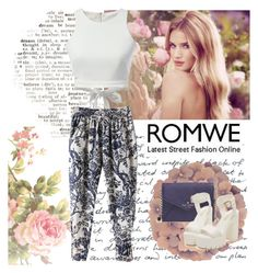 """Romwe 9-III"" by sejdina ❤ liked on Polyvore"