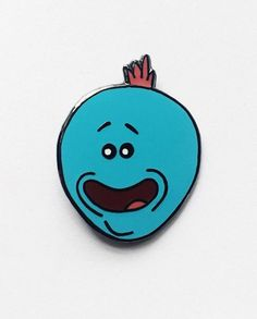 "Repost @pinlord Mr. Meeseeks pin from me @pinlord For those who need a Mr. Meeseeks in their life...""Can do!"" Available to purchase through my @pinlord link in bio! (Posted by https://bbllowwnn.com/) Tap the photo for purchase info. Follow @bbllowwnn on Instagram for the best pins & patches! [Image Description: Enamel pin and embroidered patch for sale on background]"