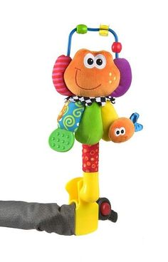 Hračka na kočárek chobotnice   Ondálek