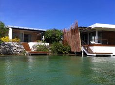 Our bungalow, Rosewood, Mayakoba, Mexico