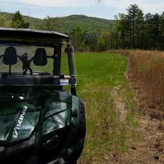 Perfect companion for a day on the trail. Photo from jts_deer_dirt #yamahaviking