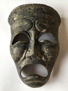 Roman Mask Roman, Masks, Skull, Times, Art, Art Background, Kunst, Performing Arts, Skulls