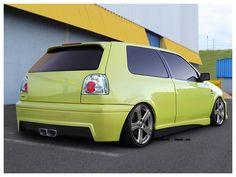 Golf Tuning Mk3 - Fotos de coches - Zcoches