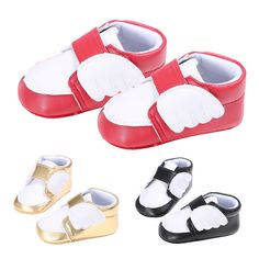 >> Click to Buy << Newborn Baby Toddler Infant Boy Girl Little Wing Soft Sole Shoes Non-Slip First Walkers Baby Shoes #Affiliate