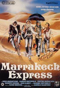 Marrakech express - Cecchi Gori Home Video. Da Milano al Marocco per un viaggio sull'amicizia.