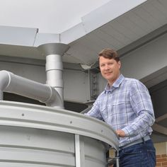 Rainwater Harvesting System, a Vital Source of Water for Central Texans - Wiser Living - Mother Earth Living