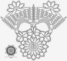 Crochet Art: Crochet Doily Free Pattern - Very Nice
