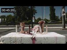 Beograd 27/6/2017 12.30pm 32 celsiusa. Sladoled ostavljen na Suncu da se topi. Cmok istopljen za 17min Rumenko istopljen za 20min Kapri istopljen za 25min St... Melting Ice Cream