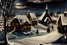 House Village People Church Merry Christmas Animations Animation Animated Gif Gifs Photo: This Photo was uploaded by prestonjjrtr. Find other House Vill. Vintage Christmas Images, Old Christmas, Christmas Scenes, Christmas Postcards, Merry Christmas Animation, Thomas Kinkade Christmas, Kinkade Paintings, Halloween Pin Up, Holiday Gif