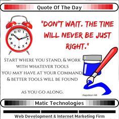 #Quote of the day #todaysmotivation #marketingcompanies #india #unitedstates