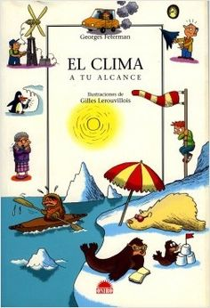 El clima a tu alcance   Planeta de Libros Junior, Spanish, Teaching, Movie Posters, Editorial, October, Shape, Weather And Climate, Emergent Readers