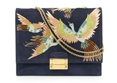 This bird-festooned Valentino bag is our pick for the best of the week!