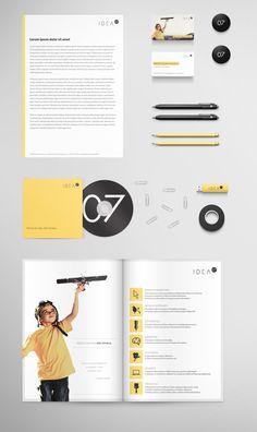 IDEA07 by IDEA07 Studio kreatywne , via Behance