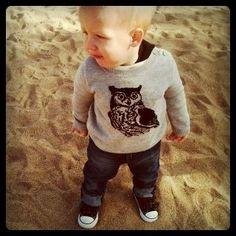 Toddler boy style #owls #gap #babyboy