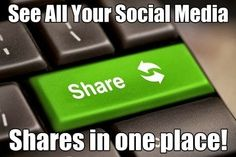 See all the social shares of your blog post or website in one place with Social Tally! https://plus.google.com/u/0/110779935325706809622/posts/hasRkNx73Fa #socialmedia #facebook #googleplus #twitter #pinterest #linkedin