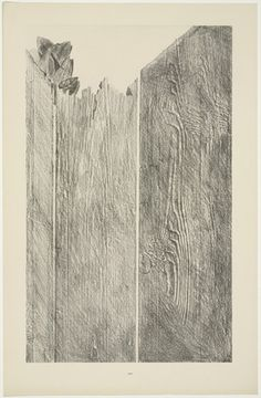 Max Ernst. Rasant les murs (Shaving the Walls) from Histoire Naturelle. 1926.  (Reproduced frottages executed c. 1925).