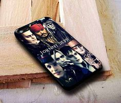 Johnny Depp CUSTOM PERSONALIZED FOR IPHONE 4/4S 5 5S 5C 6 6 PLUS 7 CASE SAMSUNG GALAXY S3 S3 MINI S4 S4 MINI S5 S6 S7 TAB 2 NEXUS CASE IPOD 4 IPAD 2 3 4 5 AIR IPAD MINI MINI 2 CASE HTC ONE X M7 M8 M9 CASE