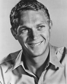 STEVE McQUEEN - Born Terence Steven McQueen on 24 March 1930 in Indiana, to Julia Ann (Crawford) and William Terence McQueen, a stunt pilot. He was the ultra-cool male film star of the 1960s, and rose from a troubled youth spent in reform schools to being the world's most popular actor. Over 25 years after his untimely death from mesothelioma in 1980, Steve McQueen is still considered hip and cool, and he endures as an icon of popular culture. In 1963 he Won 'Best Actor' in 'The Great…