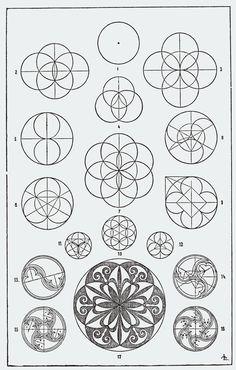 Orna018-Kreis.png (1318×2071)-- Franz Sales Meyer - A handbook of ornament (1898)