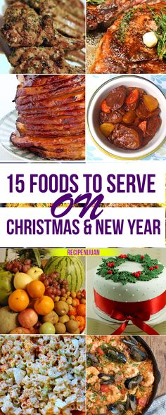 Filipino media noche recipes httppinoyrecipefilipino holiday tips foods to serve during christmas and new year forumfinder Image collections