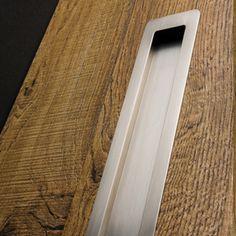 Flush Inset Handle 206 x 52 mm, Flush Door Handles Sliding Door Handles, Door Pulls, Door Knobs, Sliding Doors, Wardrobe Handles, Wardrobe Doors, Kitchen Diner Extension, Door Holders, Flush Doors