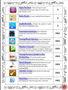 Music Education Apps More