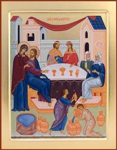 The Catalog of Good Deeds: Wedding at Cana