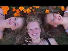 """""""All about the breath"""" - Meghan Trainor parody - YouTube These teens have a great time sharing mindfulness - """"My teacher he told me take good care of your mind..."""""""