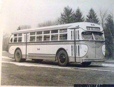 Mack Bus.