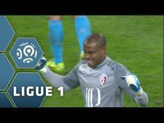 FOOTBALL -  Vincent Enyeama infranchissable  ECOEURE Gignac dans Lille - OM  2013/2014 - http://lefootball.fr/vincent-enyeama-infranchissable-ecoeure-gignac-dans-lille-om-20132014/
