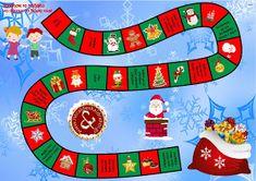 Νεράιδες και Δράκοι: Δωρεάν εκτυπώσιμα Χριστουγεννιάτικα παιχνίδια για μια μαγική παραμονή Πρωτοχρονιάς! Christmas Activities, Christmas Printables, Christmas Crafts, Xmas, Christmas Ideas, Online Games, Crafts For Kids, Outdoor Decor, English