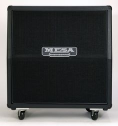 Mesa Boogie 4x12 Rectifier Traditional Slanted - Levytukku
