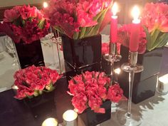 Designed by Russell New Floral Designer at Pennyhill Park and team Blomster